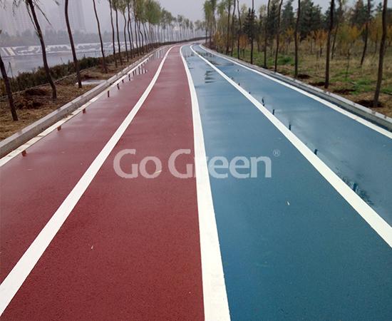 Inner Mongolia Color Asphalt Project