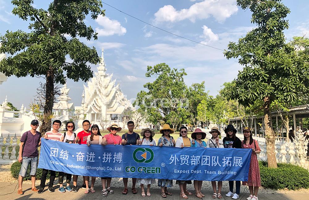 Go Green 十周年团建-泰国清迈 | 遍访古迹与文艺的融合
