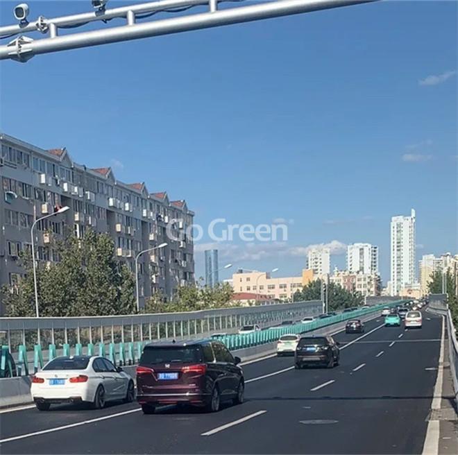 Go Green 沥城   高架路段 [高粘含砂雾封层] 项目完工